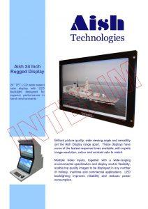 24 inch display