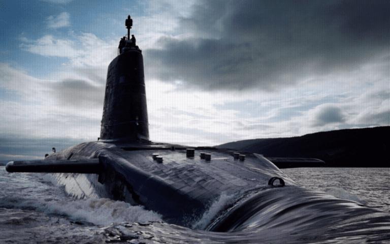 Submarine picture